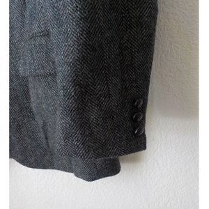 Austin Reed Suits & Blazers - Austin Reeds Wool Blazer 40R Dark Gray Two Botton
